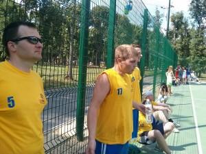 летний BaskITball Cup 2014