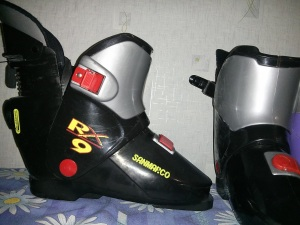 Ботинки SANMARCO RX9 размер 28.5 Эстония