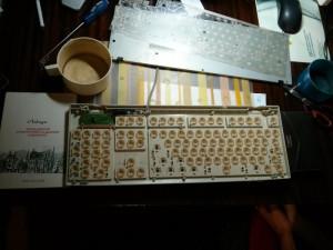 сборка клавиатуры Mitsumi